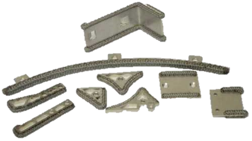 Stainless Steel Braided Parts for Ware Handling
